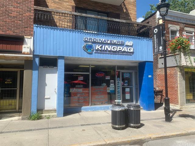 Commerce à louer à Montréal (Verdun/Île-des-Soeurs), Montréal (Île), 4351, Rue  Wellington, 27711842 - Centris.ca