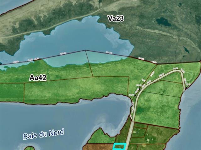 Lot for sale in Les Îles-de-la-Madeleine, Gaspésie/Îles-de-la-Madeleine, Chemin  Poirier, 20053478 - Centris.ca