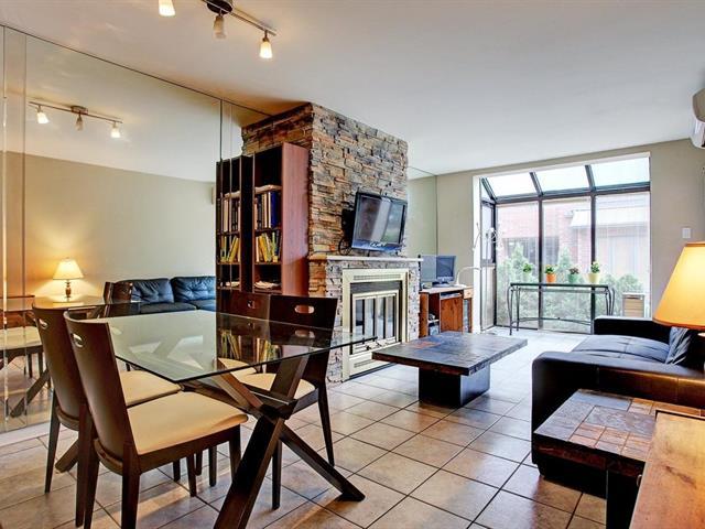 Condo / Apartment for rent in Montréal (Le Sud-Ouest), Montréal (Island), 1920, Rue  Saint-Jacques, apt. 104, 11188602 - Centris.ca