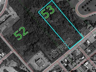 Lot for sale in Shawinigan, Mauricie, boulevard des Hêtres, 26527257 - Centris.ca