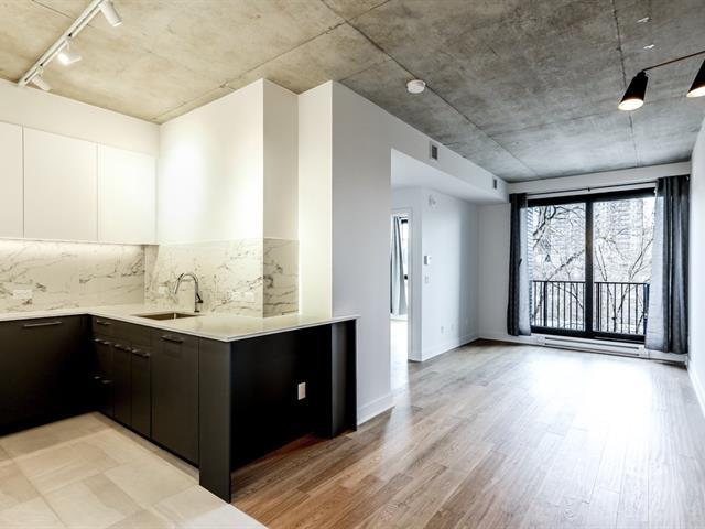 Condo for sale in Montréal (Ville-Marie), Montréal (Island), 2000, boulevard  René-Lévesque Ouest, apt. 405, 22358919 - Centris.ca