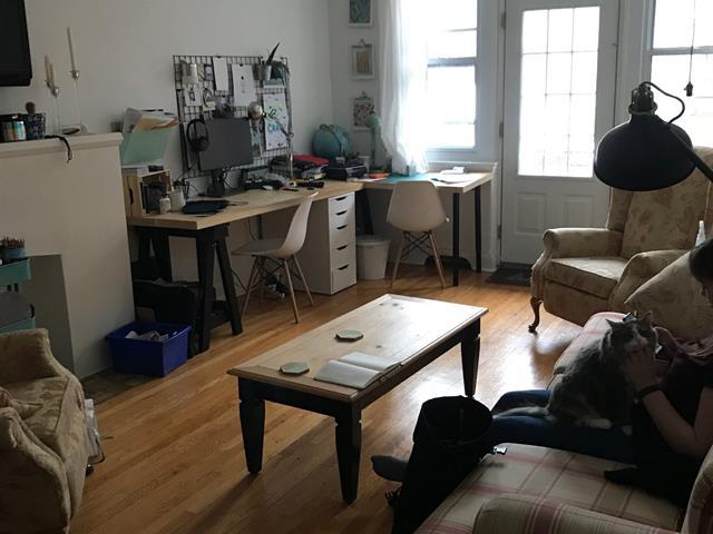 Condo / Appartement à louer à Montréal (Côte-des-Neiges/Notre-Dame-de-Grâce), Montréal (Île), 5051, Avenue  Grosvenor, app. 5, 11812788 - Centris.ca