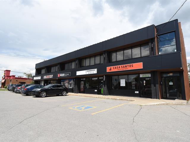 Commercial unit for rent in Laval (Auteuil), Laval, 4757, boulevard des Laurentides, 20415968 - Centris.ca