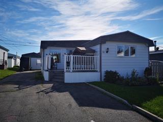 Mobile home for sale in Port-Cartier, Côte-Nord, 11, Rue  Leblanc, 17444427 - Centris.ca