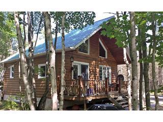 Cottage for sale in Ferland-et-Boilleau, Saguenay/Lac-Saint-Jean, 610, Ancien ch.  Saint-Urbain, 14840431 - Centris.ca