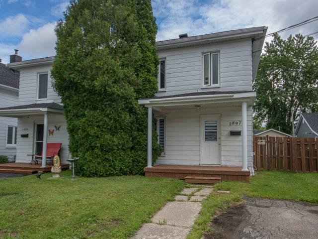 Maison à vendre à Saguenay (Jonquière), Saguenay/Lac-Saint-Jean, 1897, Rue  Lapointe, 12176678 - Centris.ca