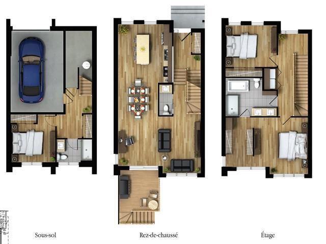 Maison à louer à Québec (Beauport), Capitale-Nationale, 390, Rue  Claire-Morin, 23764710 - Centris.ca