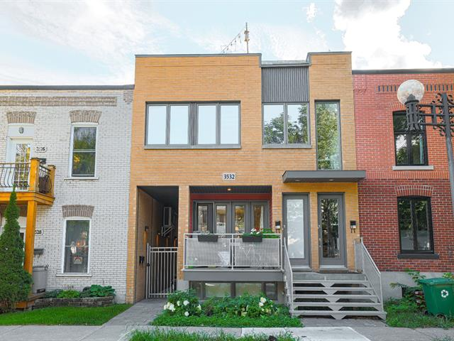 Condo à vendre à Montréal (Rosemont/La Petite-Patrie), Montréal (Île), 3532, Rue  Aylwin, 22572940 - Centris.ca