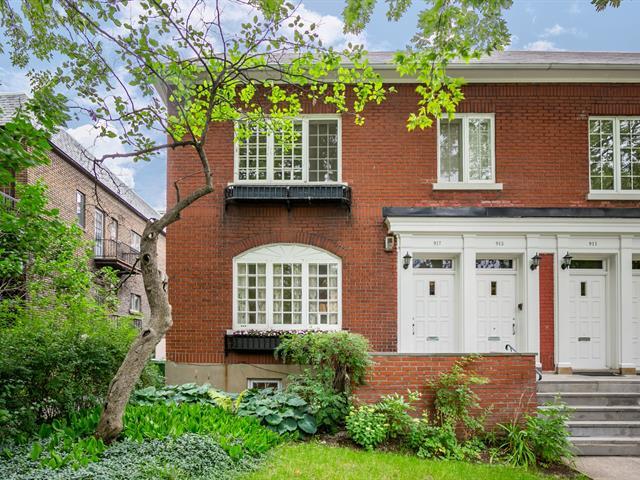 Condo for sale in Montréal (Outremont), Montréal (Island), 917, Avenue  Antonine-Maillet, 17256568 - Centris.ca