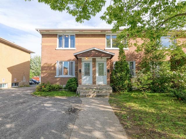 Duplex à vendre à Trois-Rivières, Mauricie, 925 - 927, Rue  Cinq-Mars, 9844630 - Centris.ca