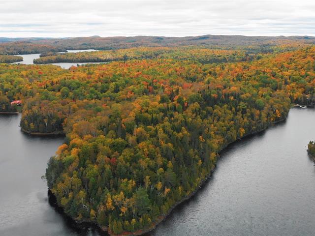 Terrain à vendre à Rivière-Rouge, Laurentides, Chemin du Lac-aux-Bois-Francs Est, 21734698 - Centris.ca