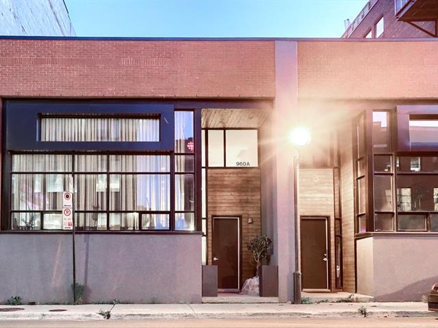 Condo for sale in Montréal (Ville-Marie), Montréal (Island), 960A, Rue  Atateken, 12880107 - Centris.ca