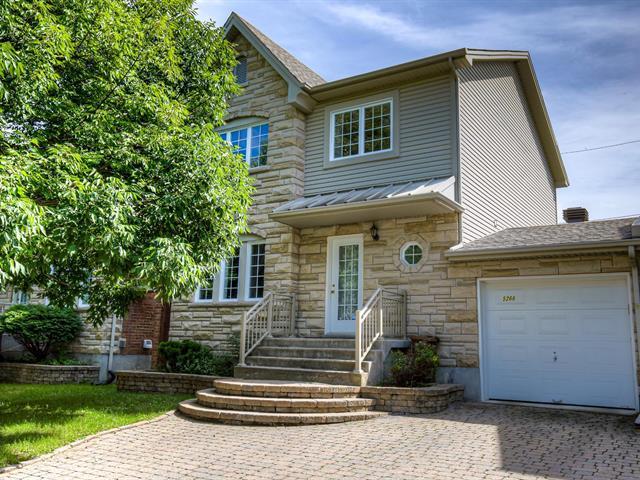 Maison à vendre à Montréal (Pierrefonds-Roxboro), Montréal (Île), 5266, Rue  Debours, 21215263 - Centris.ca