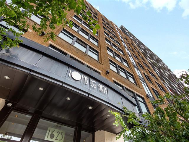 Condo / Appartement à louer à Montréal (Ville-Marie), Montréal (Île), 1625, Rue  Clark, app. PH6, 27288096 - Centris.ca