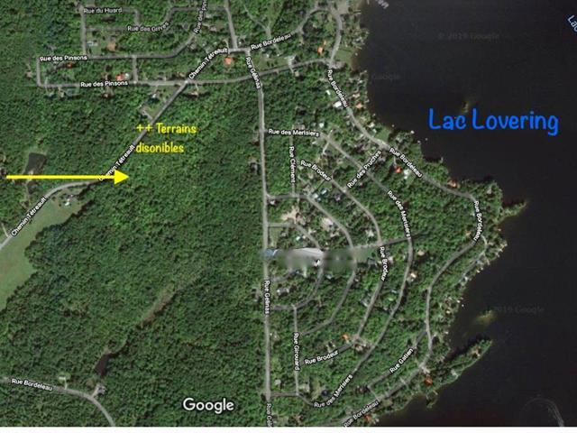 Terrain à vendre à Magog, Estrie, Chemin  Tétreault, 20405969 - Centris.ca