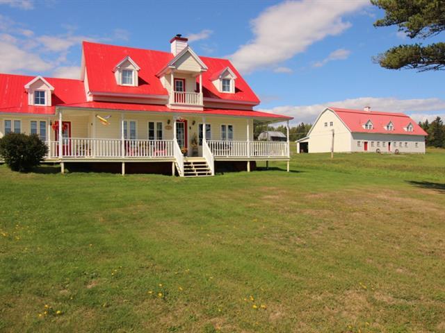 Maison à vendre à La Malbaie, Capitale-Nationale, 2595, boulevard  Malcolm-Fraser, 25617362 - Centris.ca