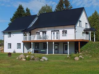 Maison à vendre à Les Éboulements, Capitale-Nationale, 1630 - 1632, Route du Fleuve, 24403365 - Centris.ca
