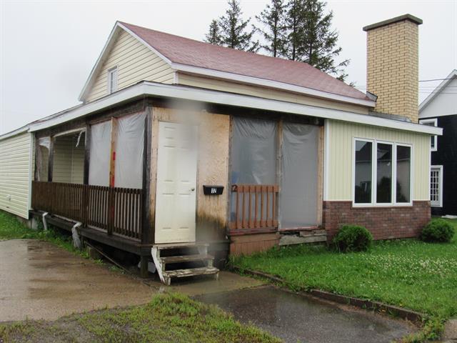 Maison à vendre à Port-Cartier, Côte-Nord, 12, Rue de Tonawanda, 27092296 - Centris.ca
