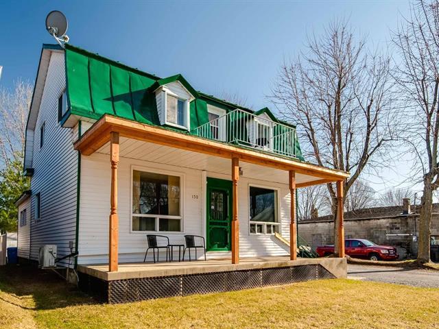 Duplex à vendre à Les Coteaux, Montérégie, 132 - 134, Rue  Principale, 26657843 - Centris.ca