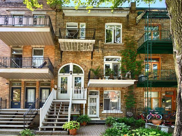 Condo / Appartement à louer à Montréal (Outremont), Montréal (Île), 768, Avenue  Champagneur, 28819599 - Centris.ca