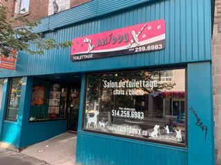Business for sale in Montréal (Mercier/Hochelaga-Maisonneuve), Montréal (Island), 3555, Rue  Ontario Est, 18660560 - Centris.ca