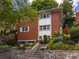 Maison à vendre à Westmount, Montréal (Île), 3773, boulevard  The Boulevard, 17886029 - Centris.ca
