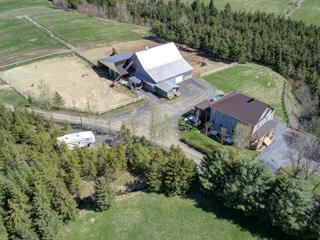 Hobby farm for sale in Saint-Benoît-Labre, Chaudière-Appalaches, 317Z, Route  271, 14651138 - Centris.ca