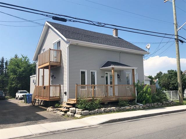 Duplex à vendre à Alma, Saguenay/Lac-Saint-Jean, 360 - 364, boulevard  Saint-Jude, 28308373 - Centris.ca