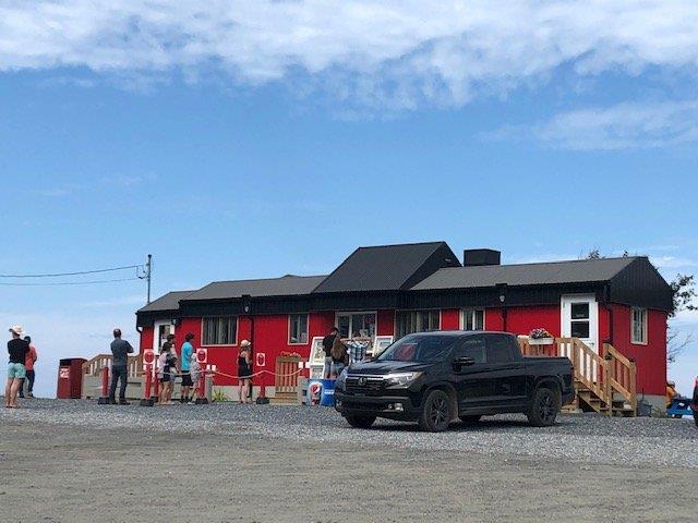 Commercial building for sale in Marsoui, Gaspésie/Îles-de-la-Madeleine, 15, Route  Principale Ouest, suite 9, 14419728 - Centris.ca