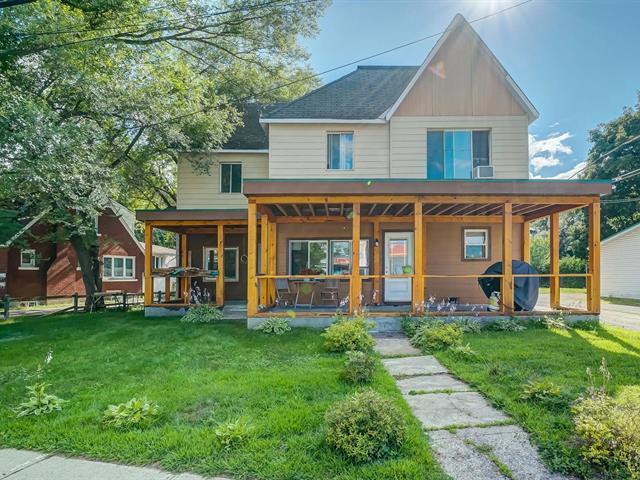 Quadruplex à vendre à Gatineau (Buckingham), Outaouais, 675 - 677, Avenue de Buckingham, 28287525 - Centris.ca