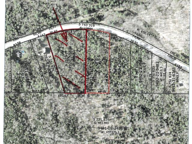 Terrain à vendre à Potton, Estrie, Chemin de Vale Perkins, 11662256 - Centris.ca