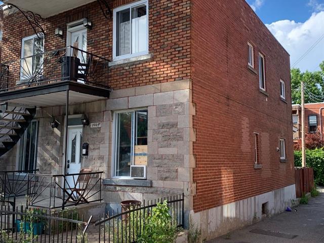 Duplex for sale in Montréal (Villeray/Saint-Michel/Parc-Extension), Montréal (Island), 7721 - 7723, Rue  Lajeunesse, 15432826 - Centris.ca