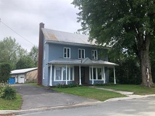 House for sale in Fortierville, Centre-du-Québec, 276, Rue  Principale, 17898031 - Centris.ca
