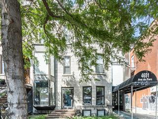 Commercial unit for rent in Montréal (Le Plateau-Mont-Royal), Montréal (Island), 4651, Avenue du Parc, 27489861 - Centris.ca