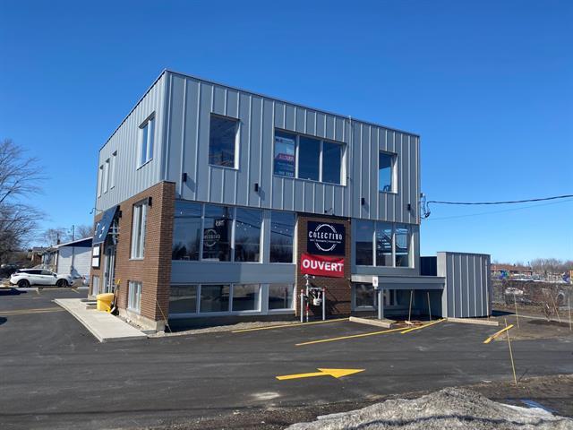 Local commercial à louer à McMasterville, Montérégie, 785, Rue  Tétreault, local SS, 13999315 - Centris.ca