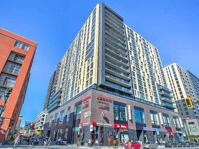 Condo / Appartement à louer à Montréal (Le Sud-Ouest), Montréal (Île), 235, Rue  Peel, app. 304, 9575541 - Centris.ca