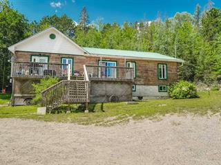 House for sale in Otter Lake, Outaouais, 28, Chemin  Mitchell, 25111217 - Centris.ca