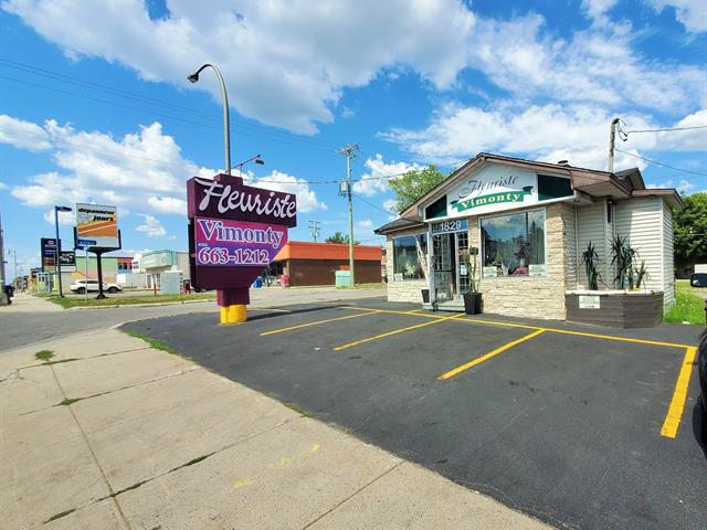 Bâtisse commerciale à vendre à Laval (Vimont), Laval, 1829, boulevard des Laurentides, 13483663 - Centris.ca