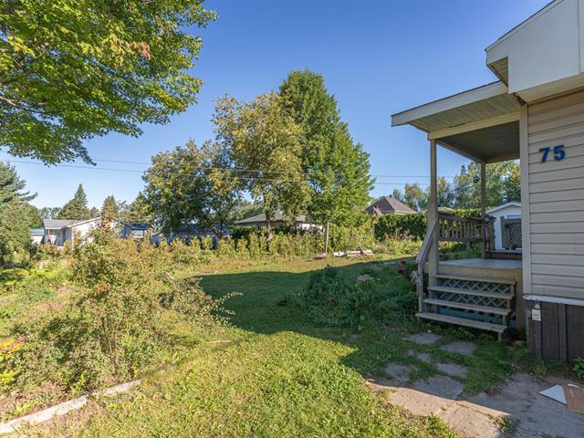 Maison mobile à vendre à Sorel-Tracy, Montérégie, 75, Rue  Pouliot, 25935931 - Centris.ca