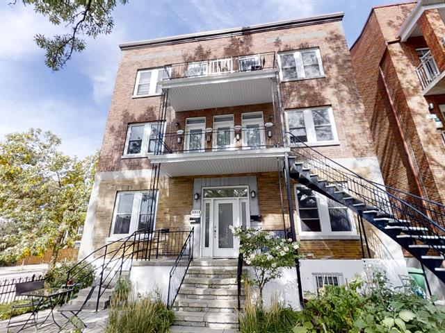 Condo à vendre à Montréal (Rosemont/La Petite-Patrie), Montréal (Île), 6019, 3e Avenue, app. 2, 13966946 - Centris.ca