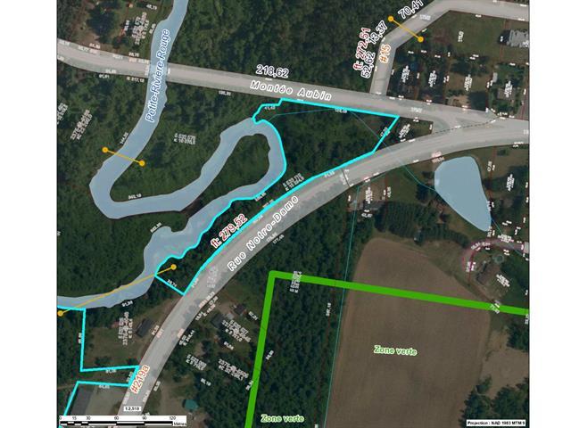 Terrain à vendre à Notre-Dame-de-la-Paix, Outaouais, Rue  Notre-Dame, 12438427 - Centris.ca