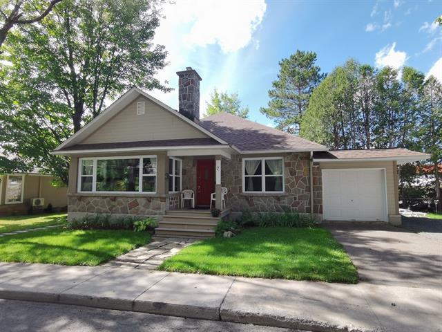 Maison à vendre à Sainte-Agathe-des-Monts, Laurentides, 7, Avenue  Nantel, 25279624 - Centris.ca