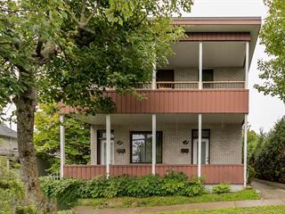 Duplex for sale in Sainte-Agathe-des-Monts, Laurentides, 21 - 23, Rue  Préfontaine Est, 25191339 - Centris.ca