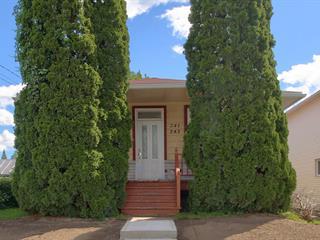 Duplex à vendre à Berthierville, Lanaudière, 241 - 243, Rue  De Lévis, 22465514 - Centris.ca