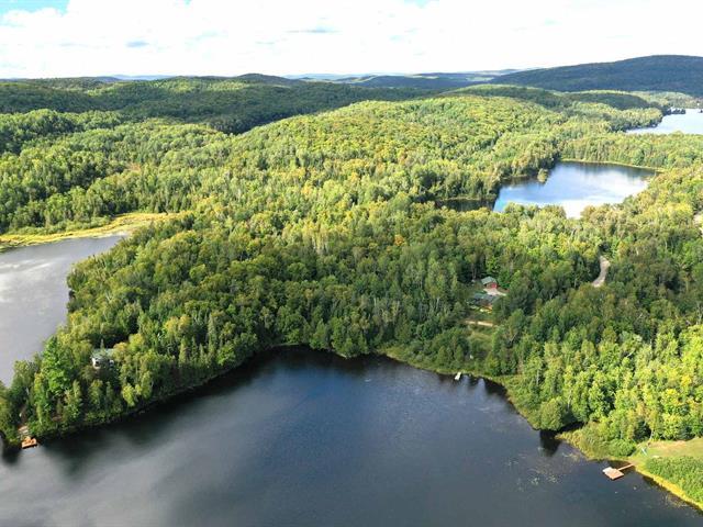 Terrain à vendre à La Minerve, Laurentides, Chemin  Preston, 22884834 - Centris.ca