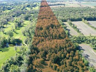 Terre à vendre à Laval (Saint-François), Laval, boulevard des Mille-Îles, 24577993 - Centris.ca