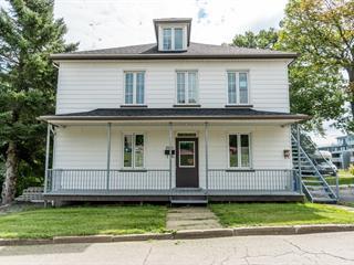 Duplex à vendre à Québec (Sainte-Foy/Sillery/Cap-Rouge), Capitale-Nationale, 2031 - 2033, Rue  Louis-A.-Bélisle, 19541405 - Centris.ca