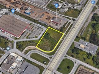 Terrain à vendre à Montréal-Est, Montréal (Île), boulevard  Métropolitain Est, 19014594 - Centris.ca