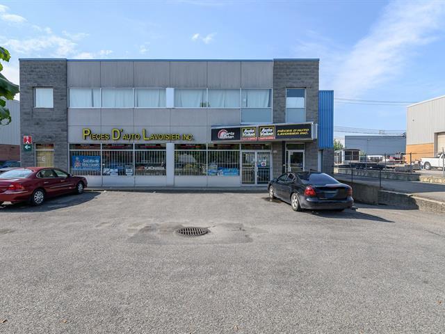 Commercial building for sale in Montréal (Saint-Léonard), Montréal (Island), 9030, Rue du Champ-d'Eau, 17332380 - Centris.ca