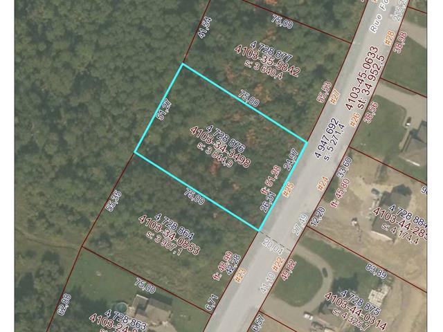 Terrain à vendre à Macamic, Abitibi-Témiscamingue, 25, Rue  Fortin-les-Berges, 27586980 - Centris.ca